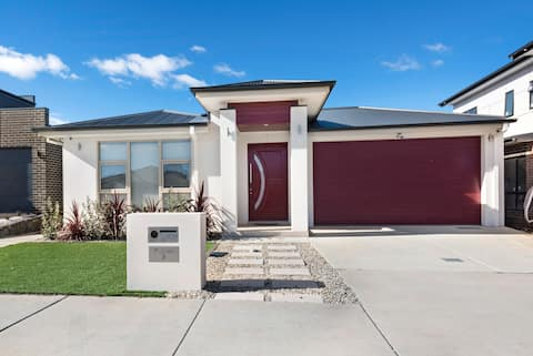 A home within a home in Throsby
