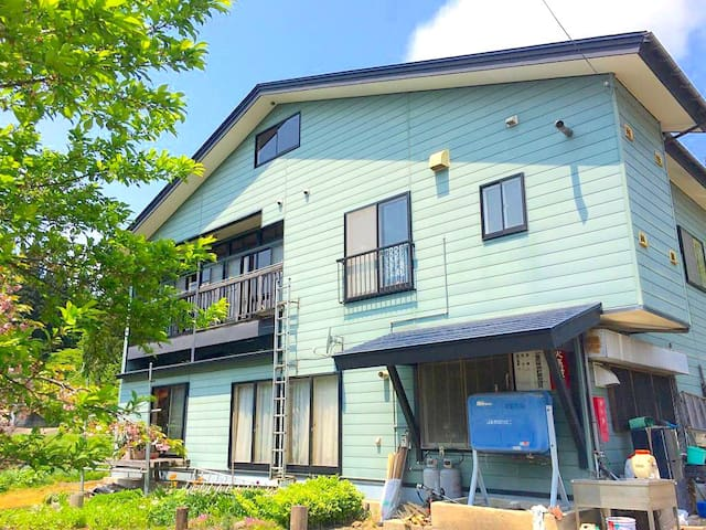 Most Popular Farm Stay in Akita! 2  free meals!