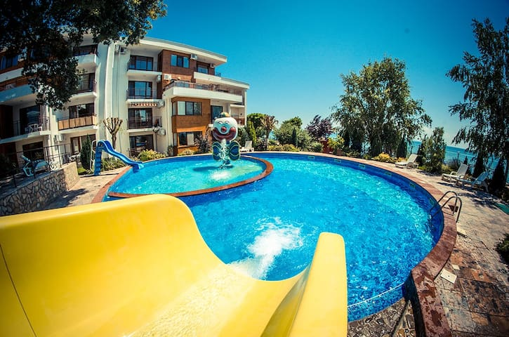 Messambria Fort Beach one bedroom apartment