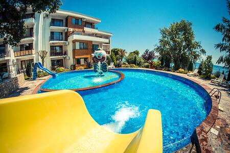 Messambria Fort Beach С4-49 (1 bed) - Elenite