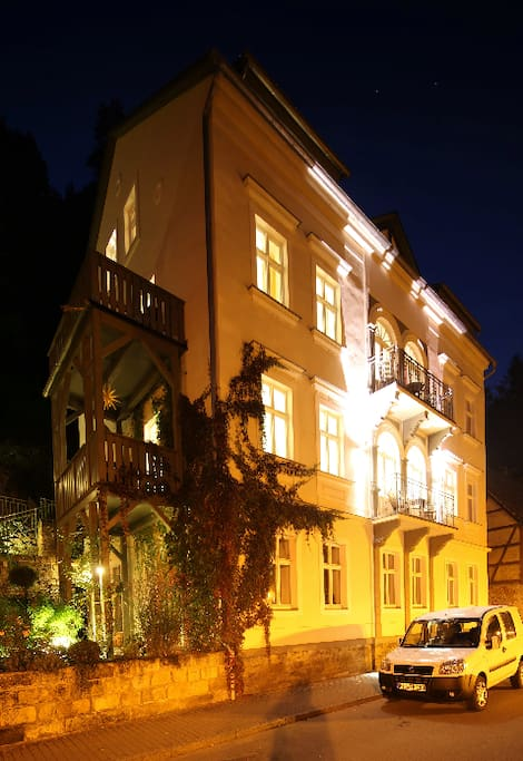 Haus Saxonia