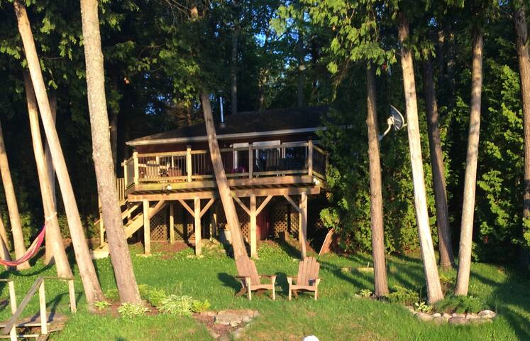 Awesome Rice Lake Cottage for Rent