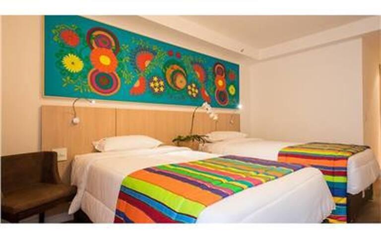 Hotel Royalty Rio - Standard
