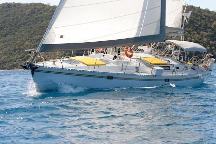 All Inclusive Private Yacht