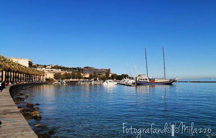 To sleep into a charming ship - Milazzo - Boat