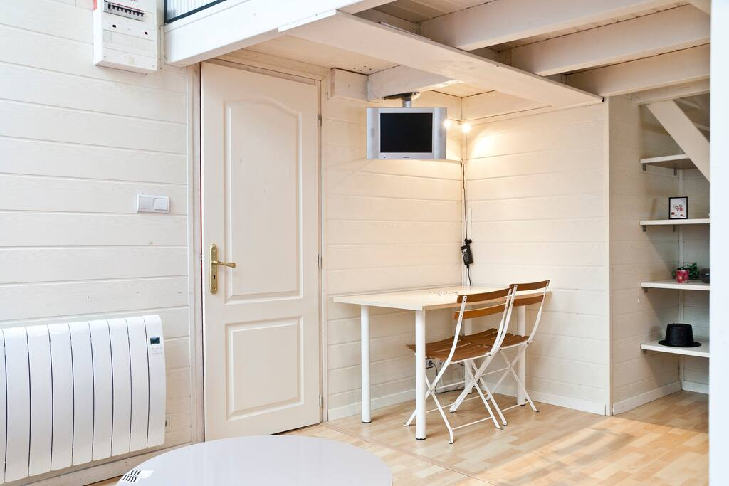 Apartment at the heart of Nantes