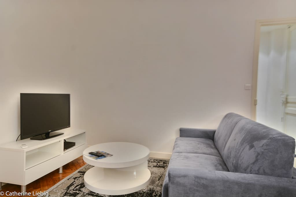 Séjour, Living Room, Soggiorno