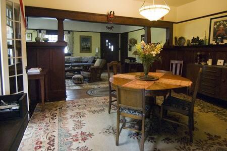Historic Kensington Craftsman Charm - San Diego - House