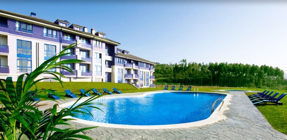 Playa de Liencres-Valle de Pielagos - Cantabria - Apartment