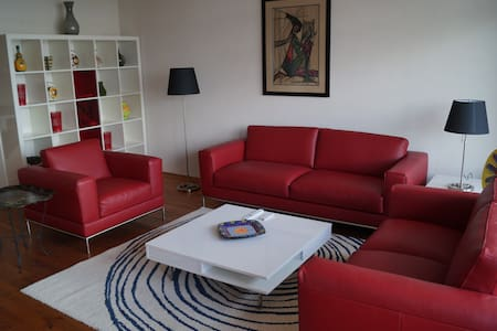 Split Level Apartment - Alphen aan den Rijn - Huoneisto