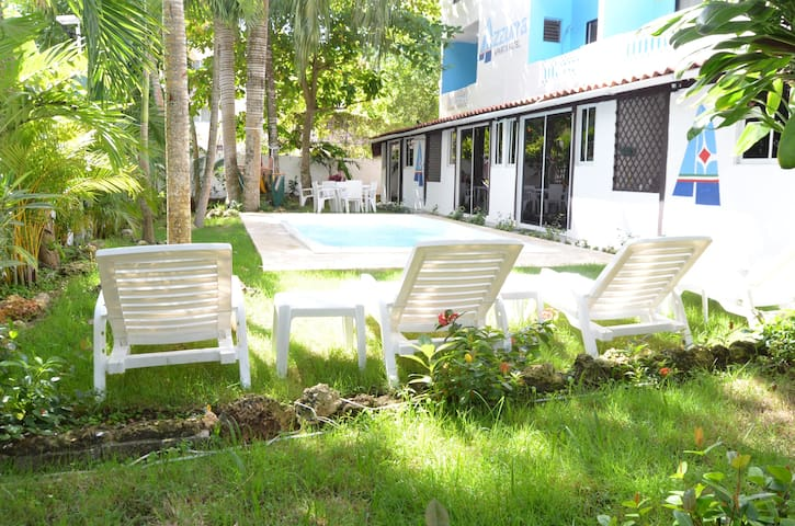 Hotel Azzurra - Room 1 Double Bed (Breakfast)