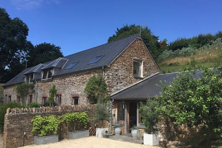South Hams nr beaches & Dartmoor (sleeps 11) - Harberton - 独立屋