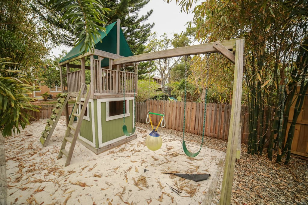 Playscape for the Kids