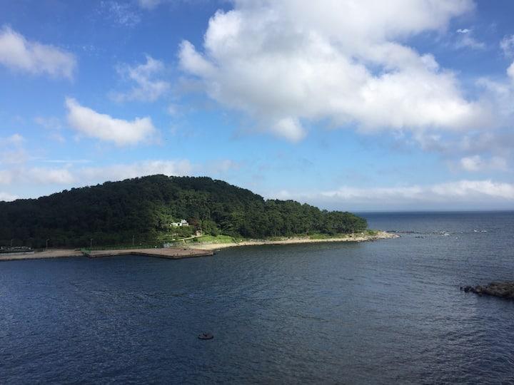 Pet friendly]Haeundae Marinecity tranquil retreat1