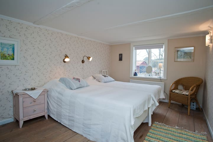 Stay in a charming barn - Nyköping - Dom