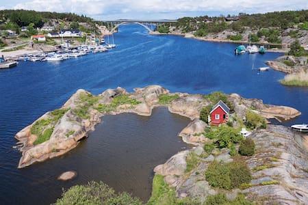 Private island in sunny Hvaler - Vesterøy