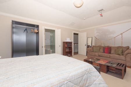 Master Bedroom by the Galleria