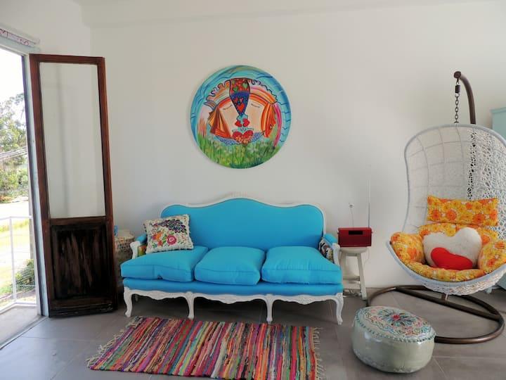 Sunny & Charming Studio in La Barra