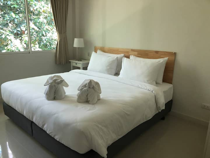 Isara Khao Lak 2 bedroom with forest view B10