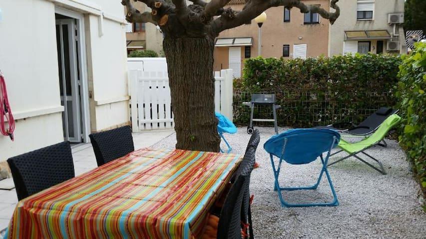 Rue Edouard Herriot - Valras-Plage - Apartamento