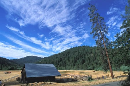 The Arttus Ranch in Douglas City,CA