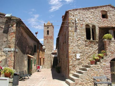 cozy and charming apartment in Maremma