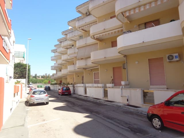 Nice apartment just 300 meters from the sea