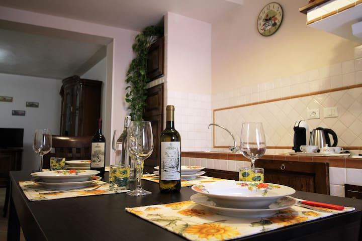 Casa da Zio, colazione inclusa