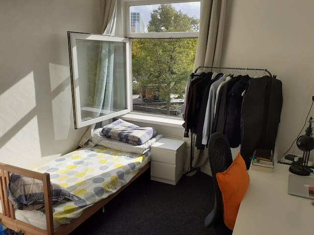 Flat at Willem Buytewechstraat near Erasmus MC