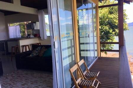 Apartamento frente ao mar em Florianópolis