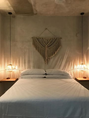 Master Bedroom nightime