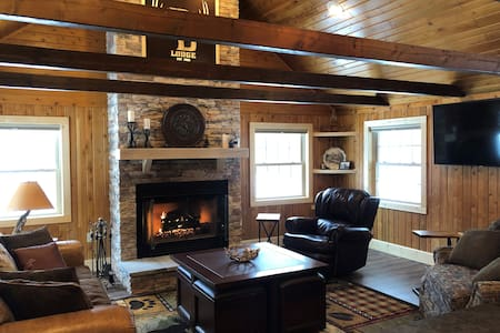 Unwind and outdoor adventure at DD Lodge