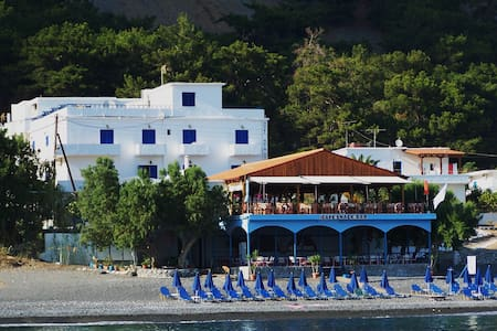 sea view AGIA ROUMELI HOTEL