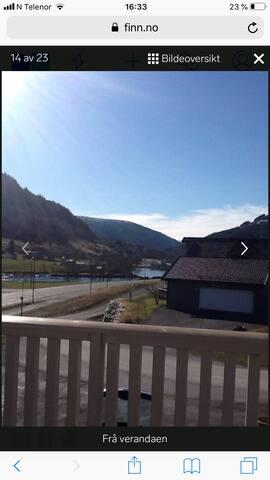 Flott hus i Stryn til leige for rolig familie