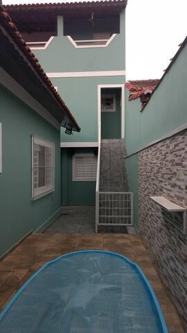 Apartamento aconchegante.