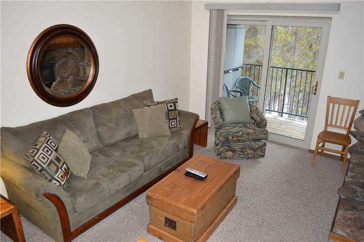 Beaver Village 534 - Vaulted Ceilings, Beautifully Updated, 1 Bedroom Condominium  by StayWP