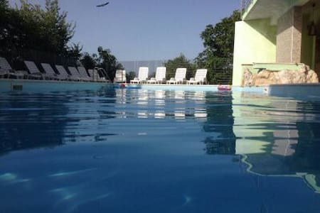 appartamento in agriturismo con piscina - Francolise - อพาร์ทเมนท์