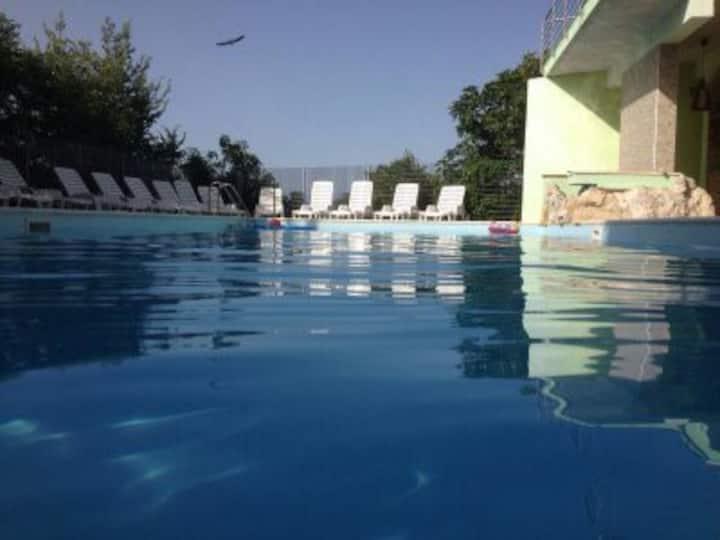 appartamento in agriturismo con piscina free