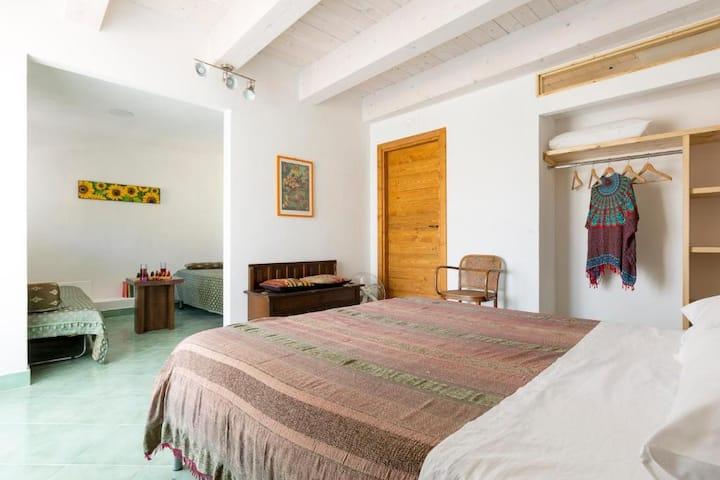 Masseria Sardo, corner of paradise - Green Room