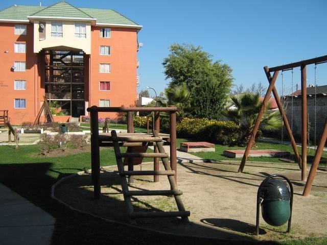 DEPARTAMENTO PERFECTA UBICACIÓN - Rancagua - Appartement