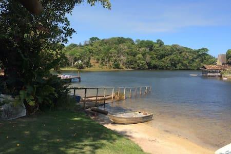 Casa na Reserva de Sapiranga - Praia do Forte