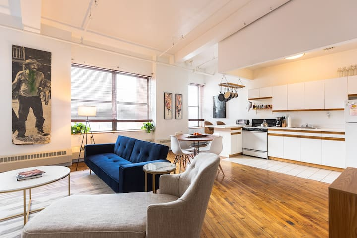 New York on a Budget Airibnb