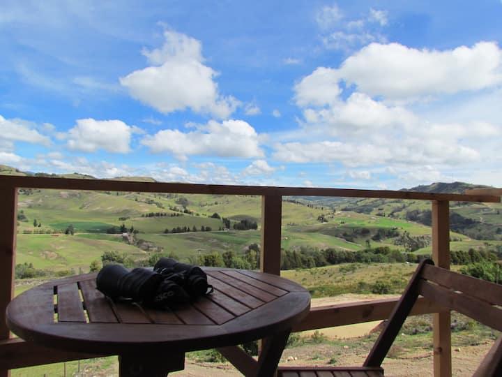 Cabañas alojamiento Rural en Montaña GranMount