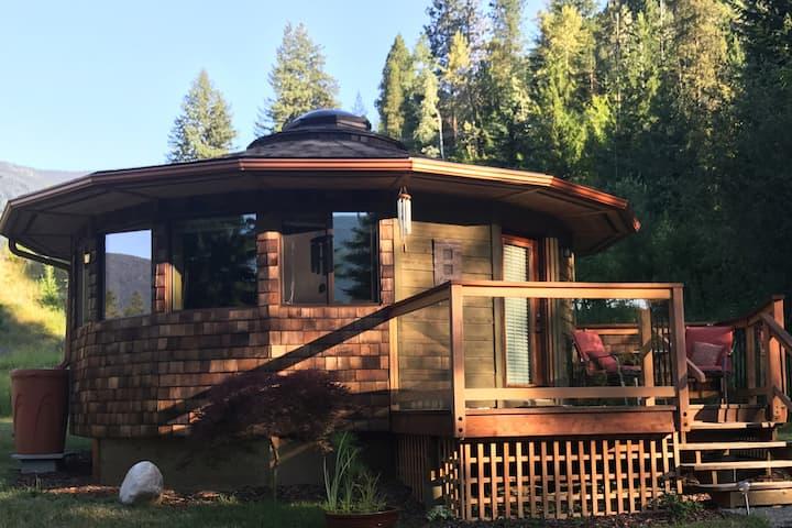 Unique Round Guesthouse, Private Quiet Getaway