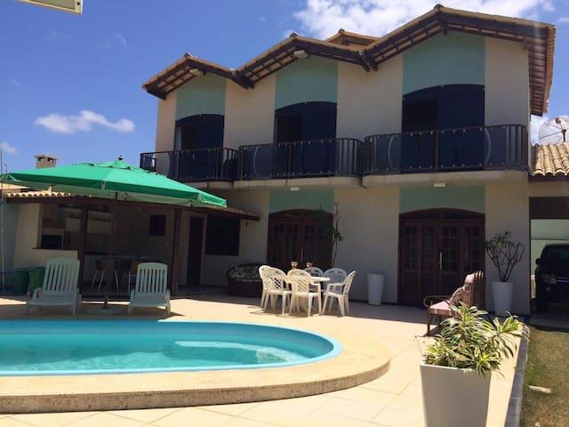 Bela Casa de praia na Caueira-SE