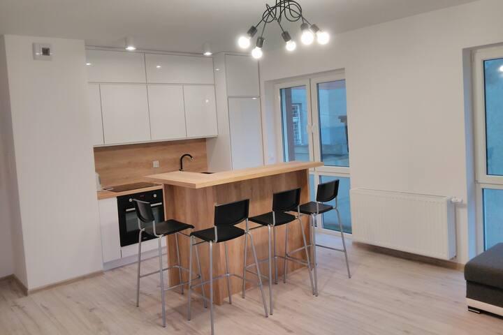Apartament Pułaskiego 9