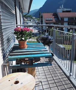 Charming apartment in the center of Sogndal <3