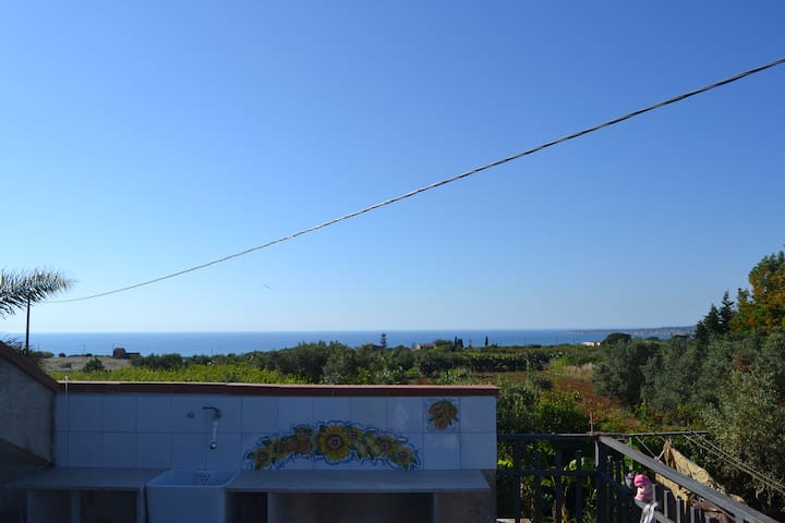 Sunny Sicily is calling you! - Partinico - Apartament