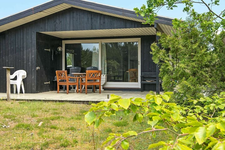 5 person holiday home in Glesborg