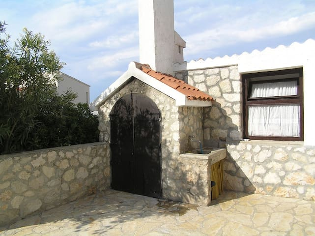 Classic one bedroom apartment in Pag - Pag